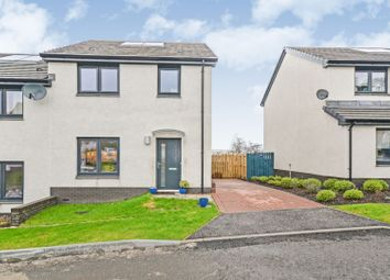 Thumbnail 3 bedroom semi-detached house for sale in Auldlea Gardens, Beith