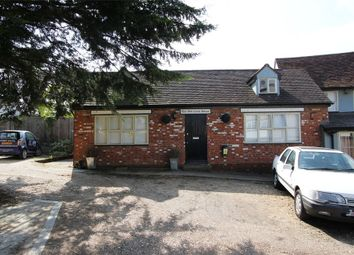 Thumbnail 1 bedroom end terrace house for sale in Tudor Court, High Street, Dunmow, Essex