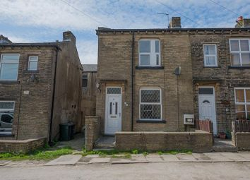 Thumbnail 2 bed end terrace house to rent in Alma Street, Queensbury, Bradford