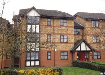 Thumbnail 1 bed flat to rent in Redwood Grove, Bedford