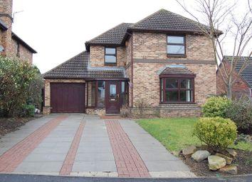 Thumbnail 4 bed detached house for sale in Thorington Gardens, Ingleby Barwick, Stockton-On-Tees