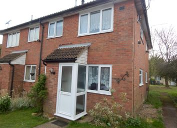 Thumbnail 1 bedroom terraced house to rent in Craig Close, Trimley St Martin, Felixstowe