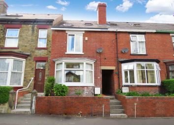 Thumbnail 4 bed terraced house for sale in Sandford Grove Grove, Nether Edge, Sheffield