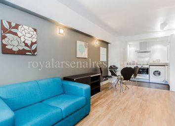 Building 22, Cadogan Road, Royal Arsenal SE18. 1 bed flat for sale