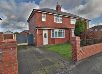 Thumbnail 3 bed semi-detached house for sale in Bruche Drive, Padgate, Warrington