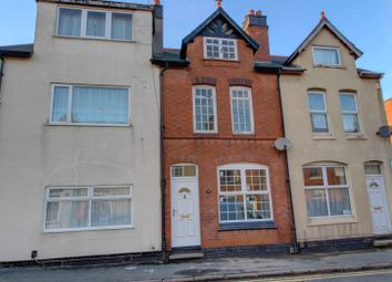Thumbnail Terraced house for sale in Trinity Lane, Hinckley
