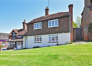 Thumbnail 3 bed link-detached house for sale in High Street, Billingshurst, West Sussex