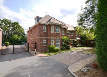 Thumbnail 2 bedroom flat for sale in Tudor Court, London Road, Windlesham