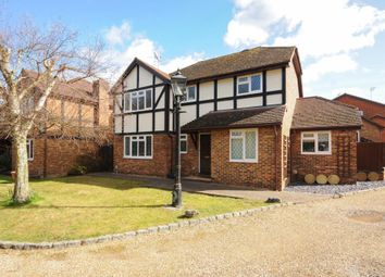 Thumbnail 4 bedroom detached house to rent in Dorset Vale, Warfield, Bracknell