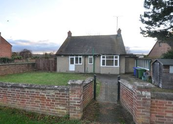 Thumbnail 2 bed detached bungalow to rent in Camp Hill, Bugbrooke, Northampton