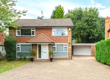 Thumbnail 4 bed detached house for sale in Chichele Road, Oxted, Surrey