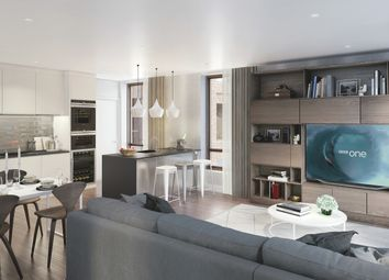 Thumbnail 1 bed flat for sale in Spitalfields, London