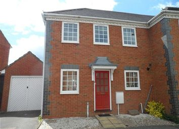 Thumbnail 2 bed semi-detached house to rent in Lark Vale, Waatermead, Aylesbury