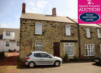 Thumbnail 2 bed terraced house for sale in Main Street, North Sunderland, Seahouses