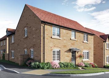 "Thumbnail 4 bed detached house for sale in ""The Kempthorne"" at Isemill Road, Burton Latimer, Kettering"