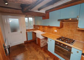 Thumbnail 2 bed cottage to rent in High Street, Abbots Bromley