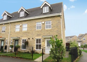 Thumbnail 3 bed town house for sale in Rotherham Road, Dinnington, Sheffield