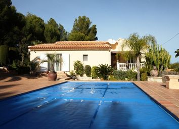 Thumbnail 5 bed villa for sale in Spain, Valencia, Alicante, Pedreguer