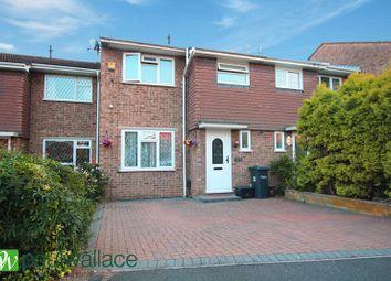 Garner Drive, Broxbourne EN10. 3 bed terraced house