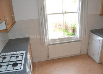 Thumbnail 2 bed flat to rent in Leighton Road, Northfields, London.