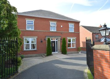 Thumbnail 4 bed detached house for sale in The Old Woodyard, Stocksmoor Road, Midgley