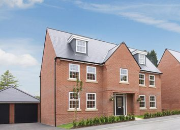 "Thumbnail 5 bedroom detached house for sale in ""Lichfield"" at Woodcock Square, Mickleover, Derby"