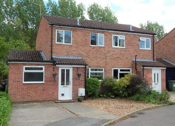 Thumbnail 3 bedroom semi-detached house for sale in Curtis Avenue, Abingdon