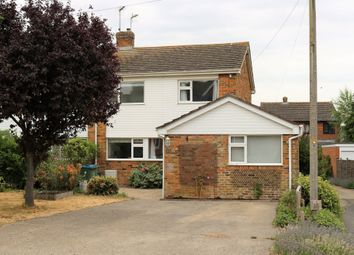 Thumbnail 4 bed semi-detached house to rent in Dollicott, Haddenham, Aylesbury