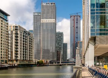 2 bed flat for sale in The Wardian, West Tower, Marsh Wall, Canary Wharf E14