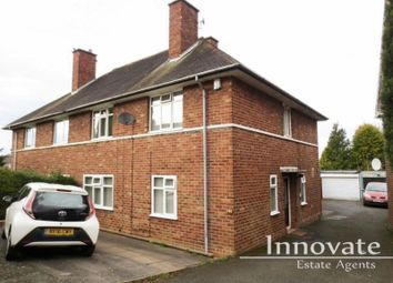 Thumbnail 4 bedroom semi-detached house for sale in Arkwright Road, Quinton, Birmingham