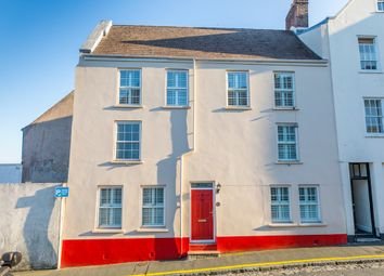 Thumbnail 3 bed terraced house for sale in 46 Cornet Street, St. Peter Port, Guernsey