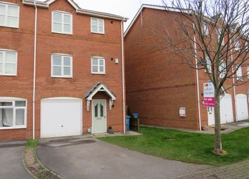 3 bed town house for sale in Briarwood Close, Bransholme, Hull HU7