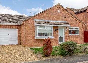 Thumbnail 2 bed bungalow for sale in Bellmans Grove, Whittlesey, Peterborough