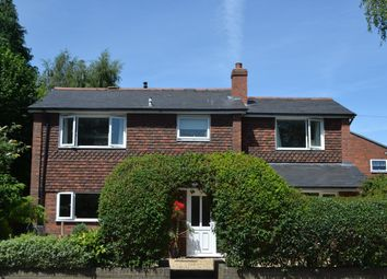 Thumbnail 4 bed detached house for sale in Newbury Road, Kingsclere, Newbury