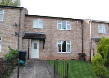 Thumbnail 3 bedroom terraced house for sale in John Tarrant Close, Hereford