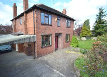 Thumbnail 3 bedroom detached house for sale in Belmont Street, St Johns, Wakefield
