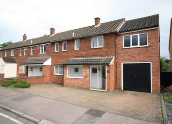 Thumbnail 3 bed end terrace house for sale in Wissage Lane, Lichfield