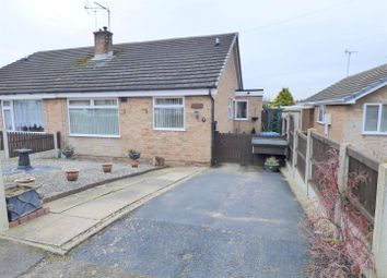 Thumbnail 2 bed semi-detached bungalow for sale in Bradforth Avenue, Mansfield