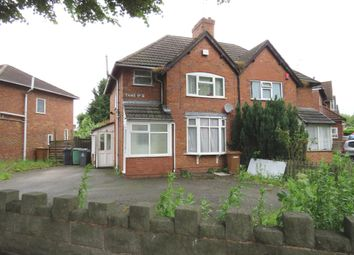 Thumbnail 3 bedroom semi-detached house for sale in Tame Street East, Walsall