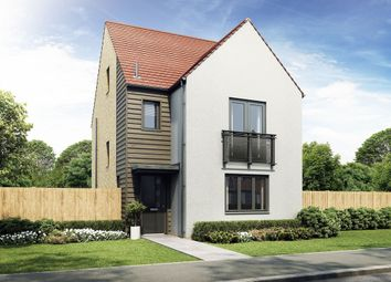 "Thumbnail 4 bedroom detached house for sale in ""The Polwarth"" at Sir Bobby Robson Way, Newcastle Upon Tyne"