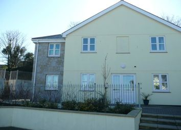 Thumbnail 2 bed flat to rent in Vivian Park, Camborne