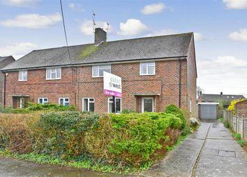 Thumbnail 3 bed semi-detached house for sale in Castle Road, Broadbridge Heath, West Sussex