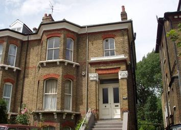 Thumbnail 3 bed flat to rent in Cavendish Road, Brondesbury