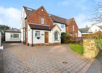 Thumbnail 4 bed semi-detached house for sale in Southway, Horsforth, Leeds