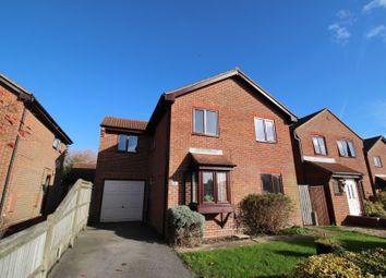 Thumbnail 4 bed detached house for sale in Hood Close, Locks Heath, Southampton