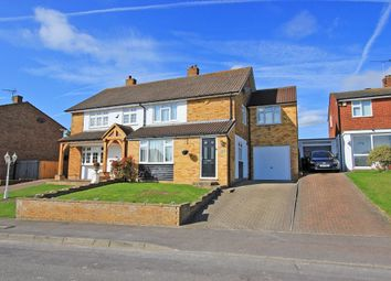 Thumbnail 4 bedroom semi-detached house for sale in Northdown Road, Longfield