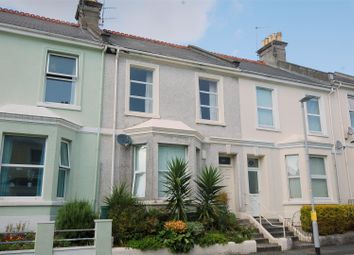 Thumbnail 2 bed flat for sale in Palmerston Street, Stoke, Plymouth