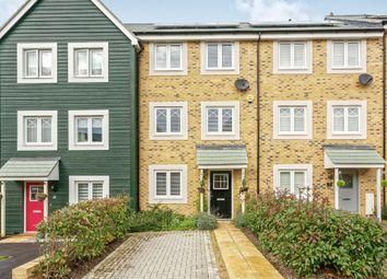 Thumbnail 4 bed terraced house to rent in Rana Drive, Church Crookham, Fleet