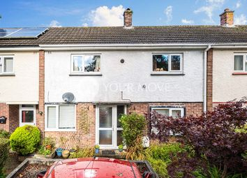 Thumbnail 2 bed terraced house for sale in Uxbridge Drive, Plymouth, Devon