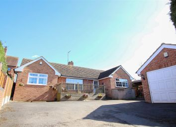 Thumbnail 4 bed detached bungalow for sale in Hillend Road, Twyning, Tewkesbury